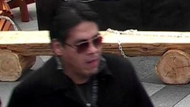 Suspect Don Mills