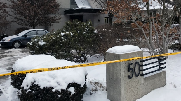 Toronto police are investigating after two bodies were discovered inside a York Mills home on Friday afternoon.