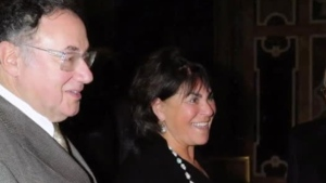 Barry and Honey Sherman