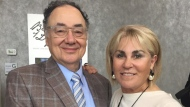 Barry and Honey Sherman are shown in a handout photo from the United Jewish Appeal. Members of Toronto's Jewish community are paying tribute to Barry and Honey Sherman after the billionaire philanthropist couple was found dead in their home. THE CANADIAN PRESS/HO-United Jewish Appeal MANDATORY CREDIT
