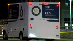 A Special Investigations Unit vehicle is shown in this file photo.