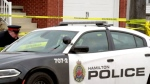 A Hamilton police cruiser is seen in this undated file photo.