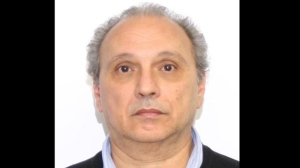 Michael Geremia, 60, is shown in a handout image from Toronto police.