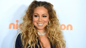 In this March 11, 2017 file photo, Mariah Carey arrives at the Kids' Choice Awards in Los Angeles. (Photo by Jordan Strauss/Invision/AP, File)