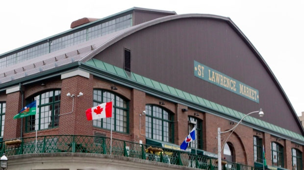 St. Lawrence Market to open on Sundays as part of one-year pilot projects