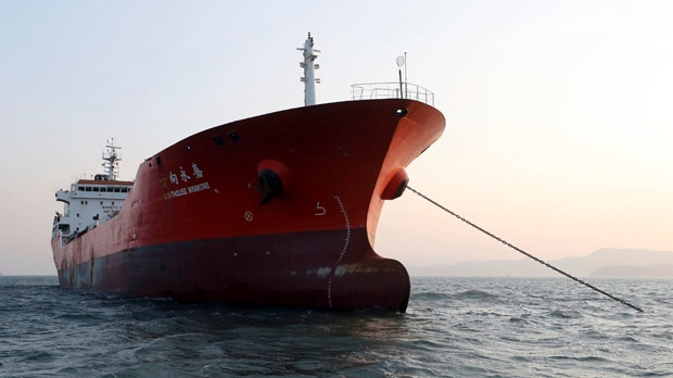 South Korea seizes Hong Kong's tankers amidst China-Trump oil row