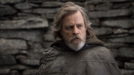 "FILE - This file image released by Lucasfilm shows Mark Hamill as Luke Skywalker in ""Star Wars: The Last Jedi.""  (John Wilson/Lucasfilm via AP, File)"