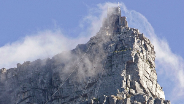 Climbers killed during Table Mountain hike