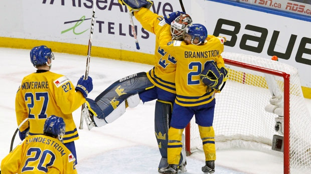 Sweden Beats Us 4 2 In World Junior Hockey Semifinals Cp24 Com