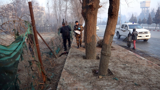 Kabul blast: Death toll rises to 20