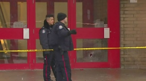 Shooting at Lawrence Square Shopping Centre