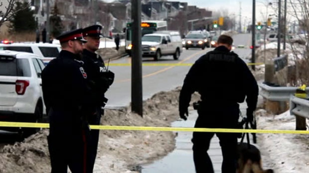 A teenager is dead following a stabbing in Oshawa on Thursday.