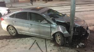 Victoria, Dundas, crash