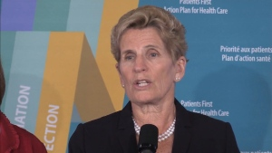 Premier Kathleen Wynne is seen in this photo.