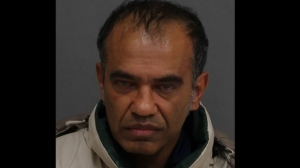 Douglas Christo Stephens is seen in this photo provided by Toronto police.