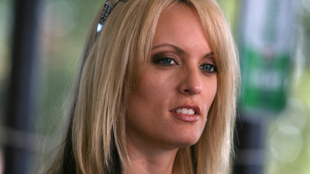 Stormy Daniels seeks Trump's answers under oath