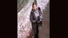 suspect, theft, assault, Spadina, College,