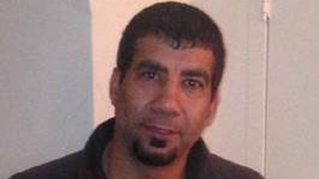 Soroush Mahmudi, 50, is seen in this undated photo released by Toronto police. (Toronto Police Service handout)