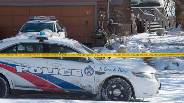 Toronto police find remains of six victims
