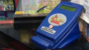 An OLG terminal is pictured in this file image.