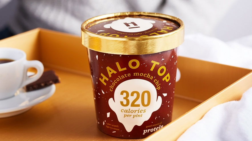 A pint of Halo Top ice cream. (Twitter/@HaloTopCreamery/Halo Top)