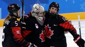 Team Canada, women, hockey