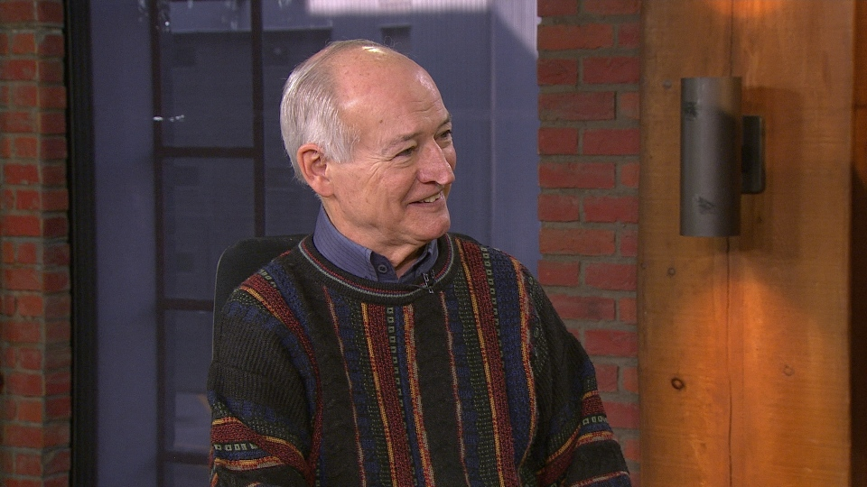 Former Blue Jays broadcaster Jerry Howarth speaks with CP24 on Feb. 14 about his decision to retire from calling Jays games.