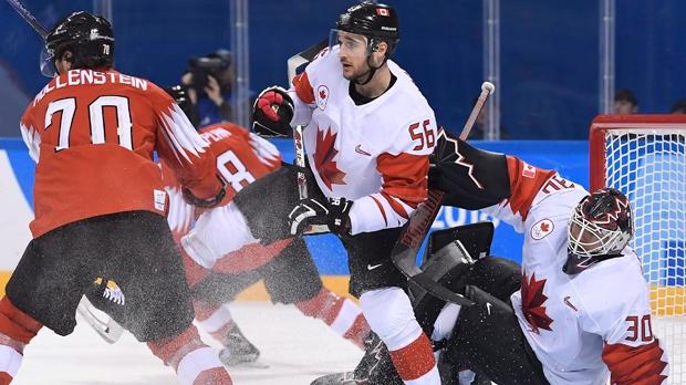 Canada men's hockey