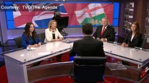 progressive conservative debate
