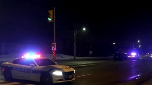 A female pedestrian was killed after a hit-and-run in Mississauga.