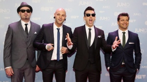 Allegations of sexual misconduct swirling around pop-rockers Hedley have put the spotlight on an industry long defined by the mantra of sex, drugs and rock'n'roll, but several music veterans believe a powerful sea change is already well underway. Members of the band Hedley pose on the red carpet during the 2015 Juno Awards in Hamilton, Ont., on Sunday, March 15, 2015. THE CANADIAN PRESS/Peter Power