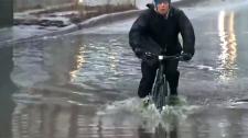 bayview avenue flooding