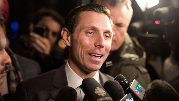 Patrick Brown drops out of PC race