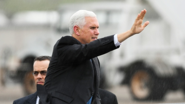 North Korean officials canceled planned meeting with Pence: Pence's office
