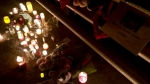 A candlelit vigil was held in honour of a three-year-old boy who went missing in the Grand River on Wednesday morning.