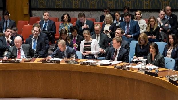 UN, Syria