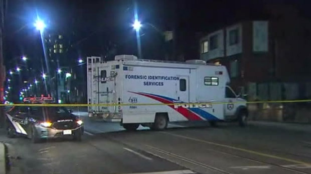 The homicide unit is investigating a deadly assault in Midtown.