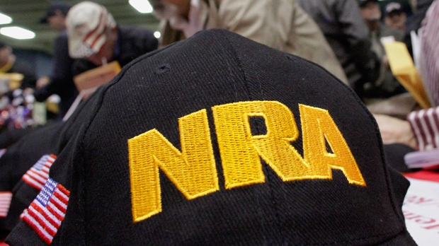 One By One, Companies Cut Ties With NRA