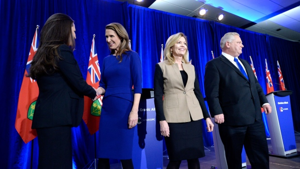 Judge rejects injunction, Ontario PC leader will be announced Saturday
