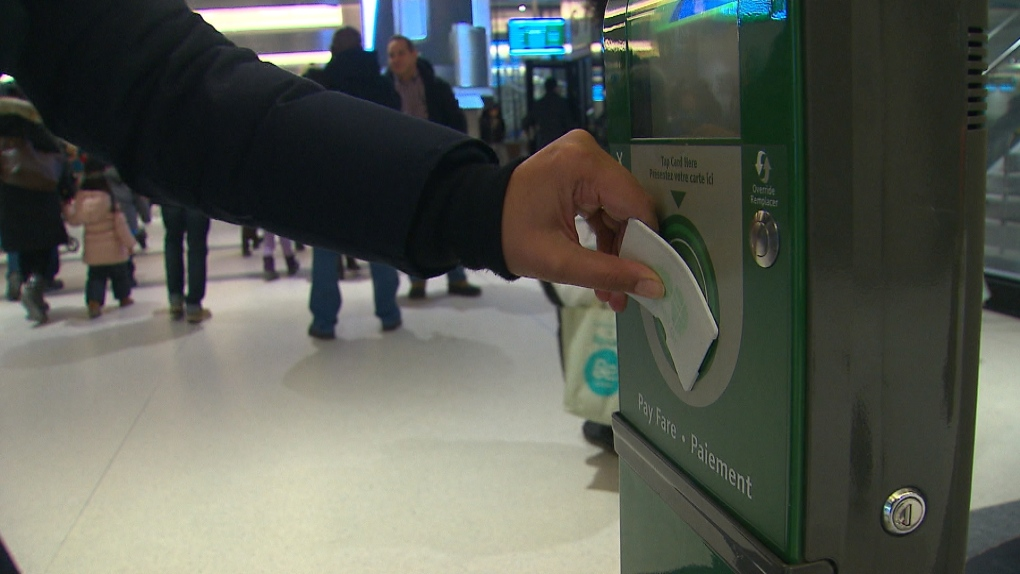 Metrolinx lowers minimum load requirements for new PRESTO cards to a nickel