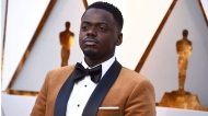 Daniel Kaluuya arrives at the Oscars on Sunday, March 4, 2018, at the Dolby Theatre in Los Angeles. (Photo by Jordan Strauss/Invision/AP)