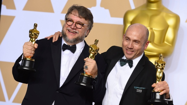 'The Shape of Water' a big win for Toronto