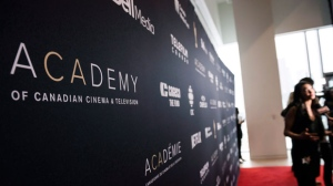 The Academy of Canadian Cinema and Television announced nominations in the film, television and digital media categories for the 2018 Canadian Screen Awards in Toronto on Tuesday, January 16, 2018. THE CANADIAN PRESS/Christopher Katsarov
