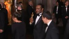 Oscar theft