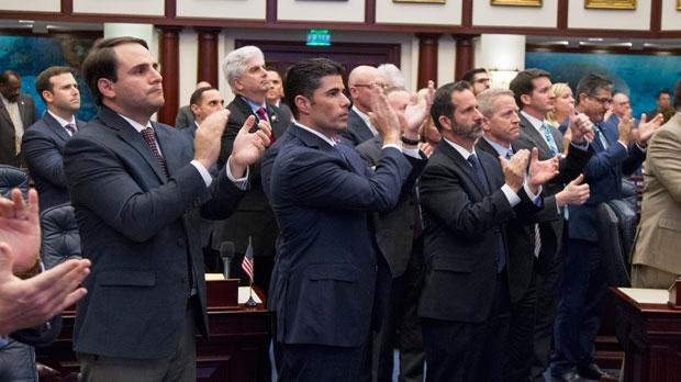 Florida Senate approves gun law reforms