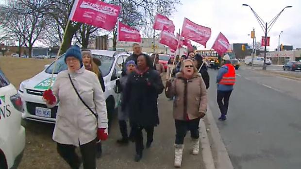 York University strike