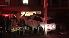 SUV, house, Little Italy,