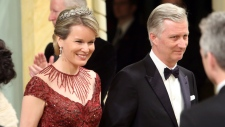 King Philippe,  Queen Mathilde