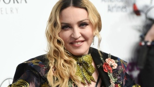 In this Dec. 9, 2016 file photo, Madonna attends the 11th Annual Billboard Women in Music honors in New York. (Photo by Evan Agostini/Invision/AP, File)