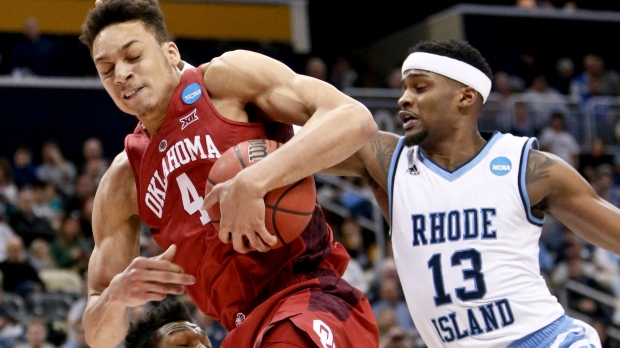 Sooners Get into NCAA Tournament, Cowboys Left Out